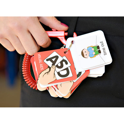 Communication Key Chain