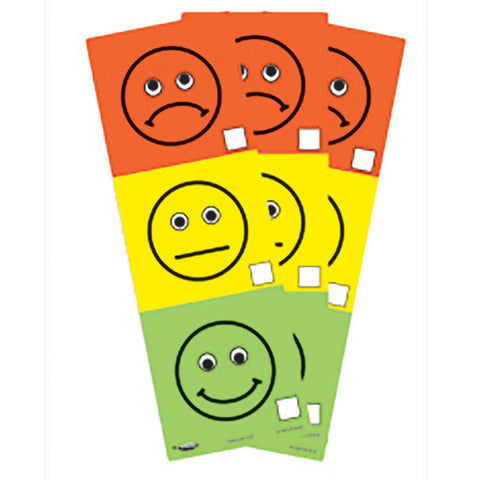 Traffic Light Chart (Pack of 30)