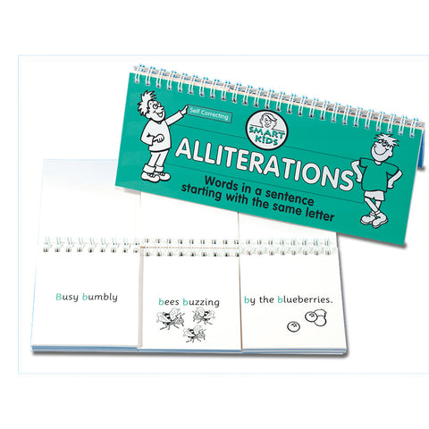 Alliteration - Flip Book