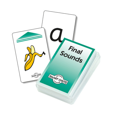 Final Sounds Chute Cards