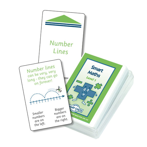 Smart Maths Chute Cards Level 1