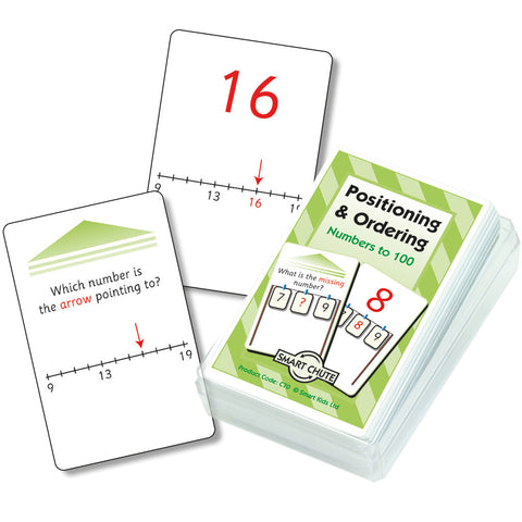 Positioning and Ordering Chute Cards