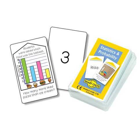 Statstics and Probability Smart Chute Cards
