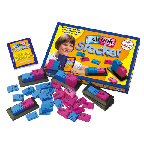 Chunk Stacker