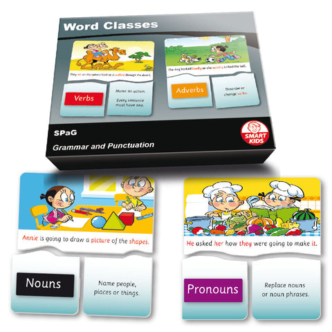 Word Classes