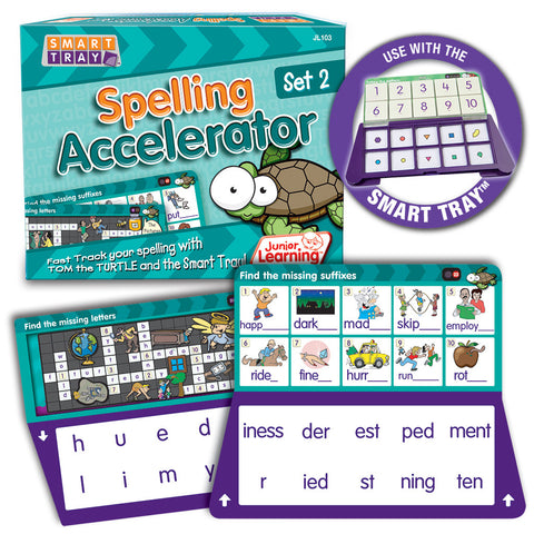 Smart Tray Spelling Accelerator Set 2