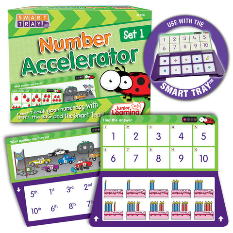 Smart Tray Numeracy Accelerator Set 1