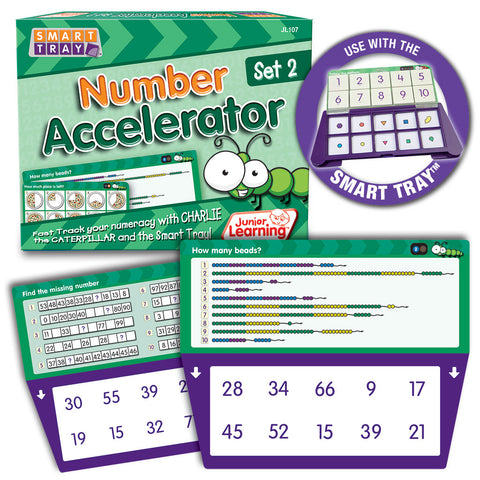 Smart Tray Numeracy Accelerator Set 2