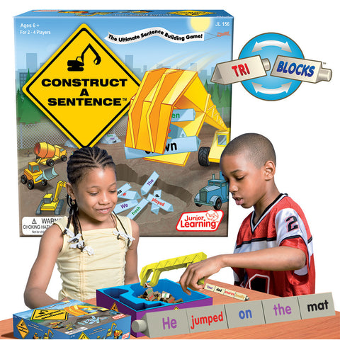 Construct a Sentence Game