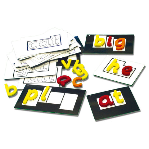 Word Recognition Cards (Cursive)