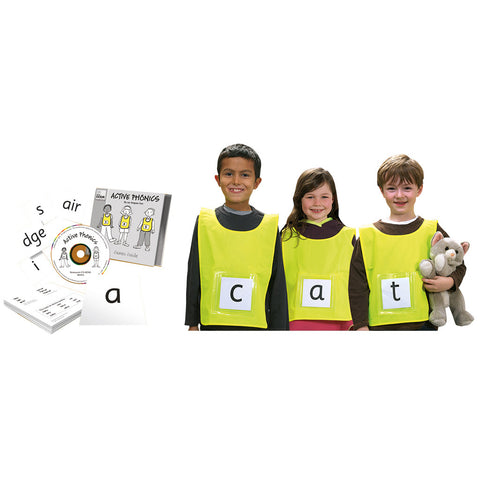 Active Phonics Kit