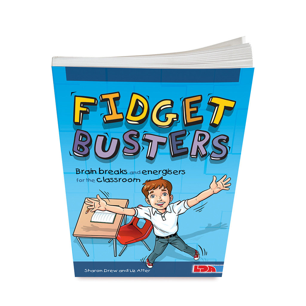 Fidget Busters Resource Book