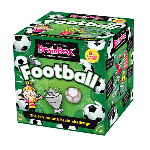 Brain Box - Football