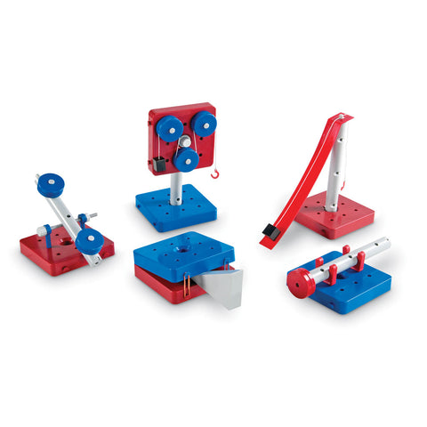 SIMPLE MACHINES SET_‰۪‰ۢ‰۪‰ÛÒSET OF 5 DIFFERENT MACHINES
