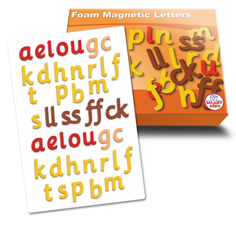 Magnetic Foam Letters - Phase 2