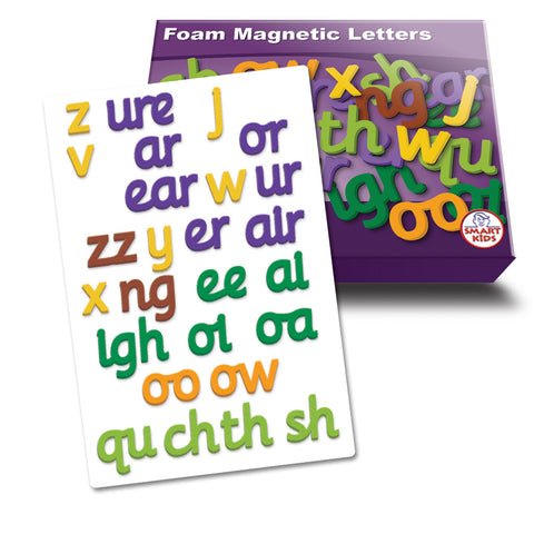 Magnetic Foam Letters Phase 3