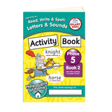 Letters and Sounds Phase 5 Activity Book 2