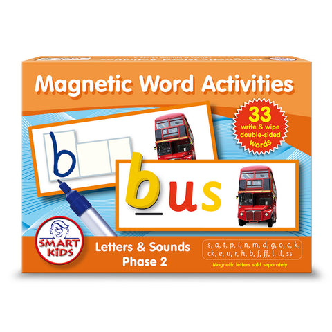 Magnetic Word Activities Phase 2