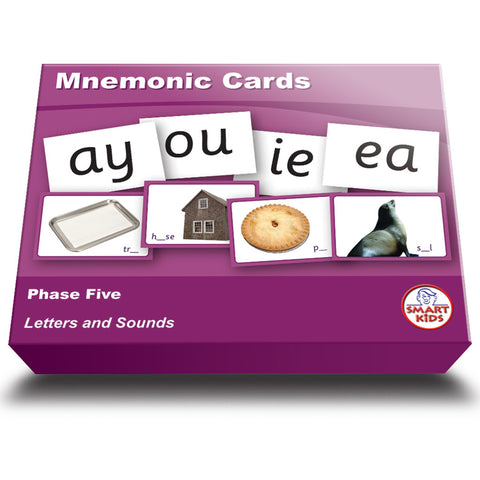 Mnemonic Cards - Phase Five
