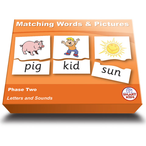 Matching Words & Pictures Phase Two