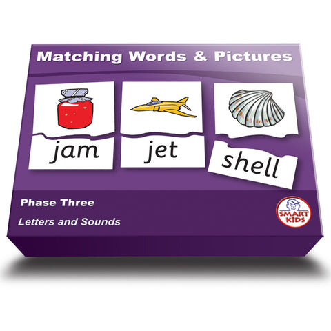 Matching Words & Pictures Phase Three