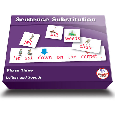Sentence Substitution Phase Three