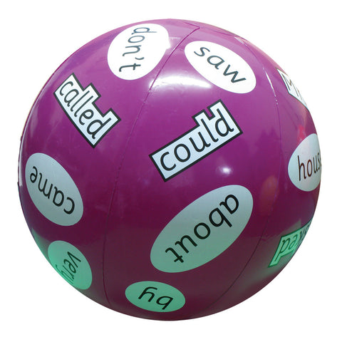 High Frequency Word Smart Ball Phase 5