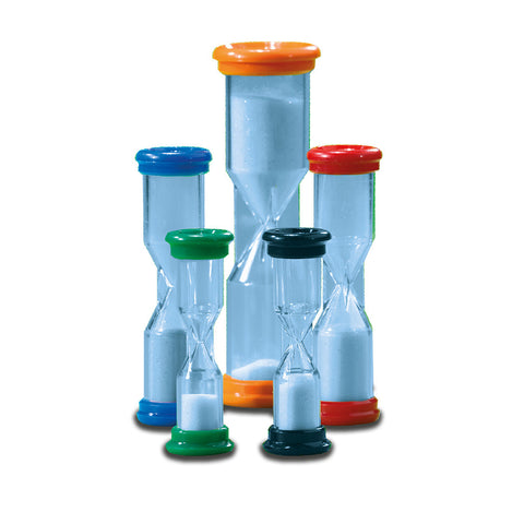 Sand Timers - Pack of 5
