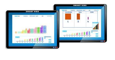 Numicon Software for Interactive Whiteboard