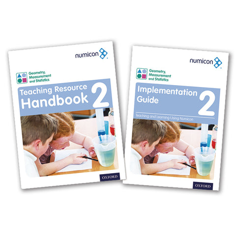 Numicon 2: Geometry, Measurement and Statistics Teaching Pack