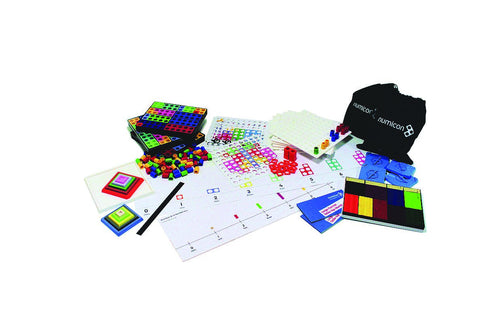 Numicon Firm Foundations Class Kit