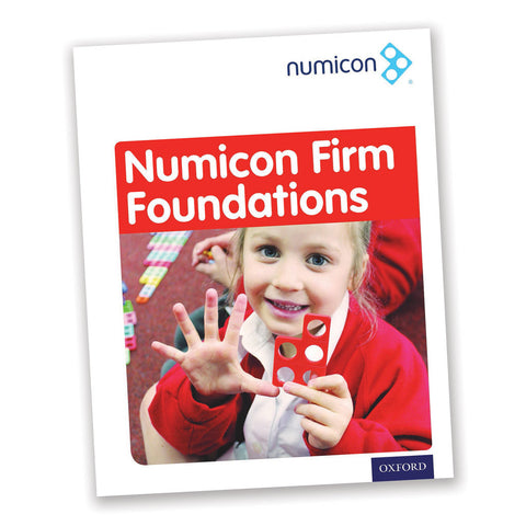 Numicon: Firm Foundations Teaching Manual