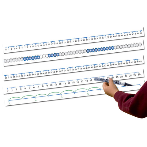 Magnetic Number Lines Level 1