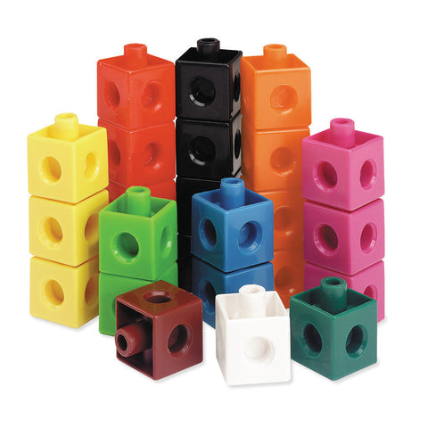 Snap Cubes - Group Set (100 cubes)