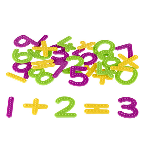 Tactile Numbers Class Set