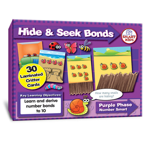 Hide & Seek Number Bonds to 10