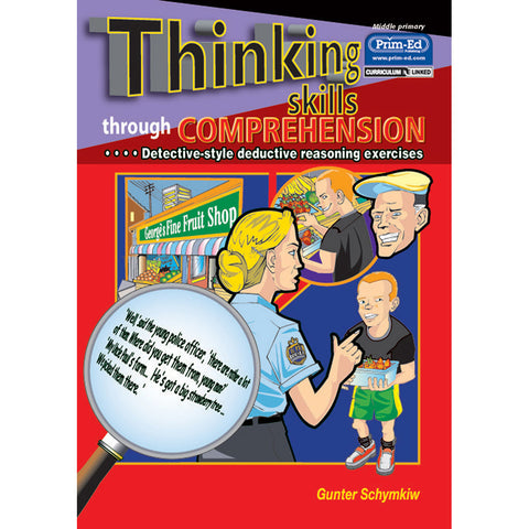 Thinking Skills Through Comprehension- Middle