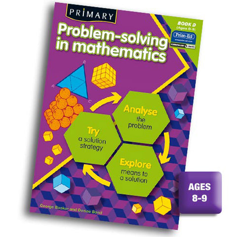 Problem Solving in Maths Book D