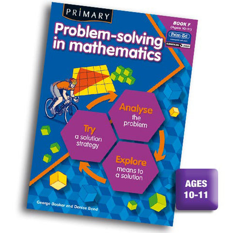 Problem Solving in Maths Book F