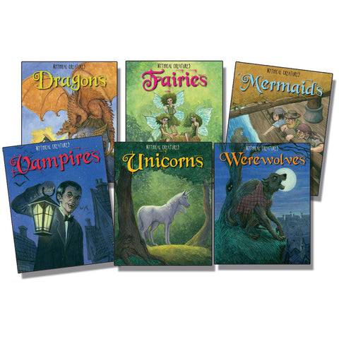 Mythical Creatures Book Pack