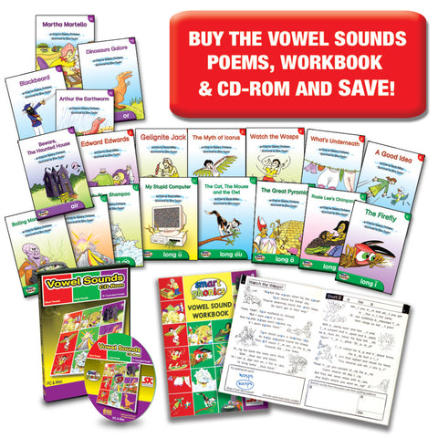 Vowel Sounds SMART BUY!
