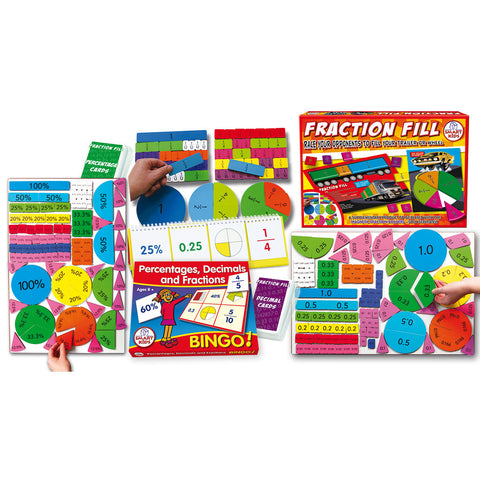 Focus on...Fractions Kit