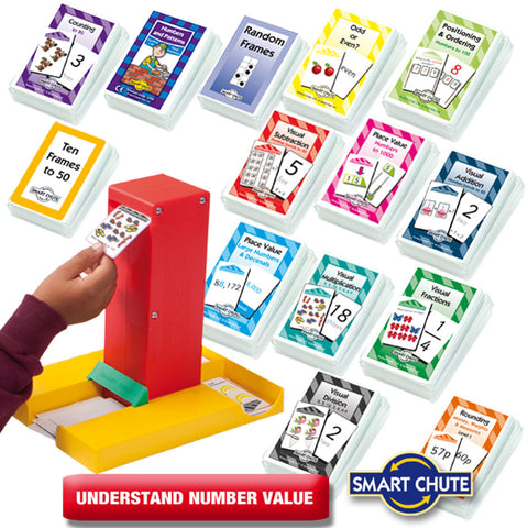 Understanding Number Value Smart Chute Kit