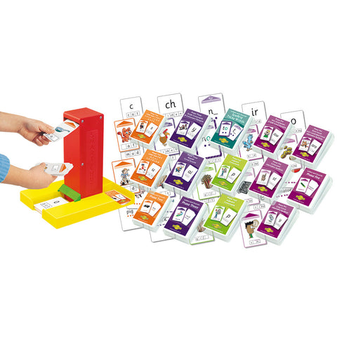 Letters and Sounds Smart Chute Catch Up Kit