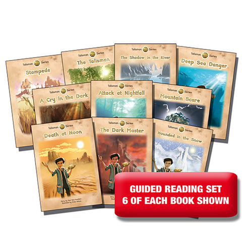 Talisman Series 1- Guided reading set
