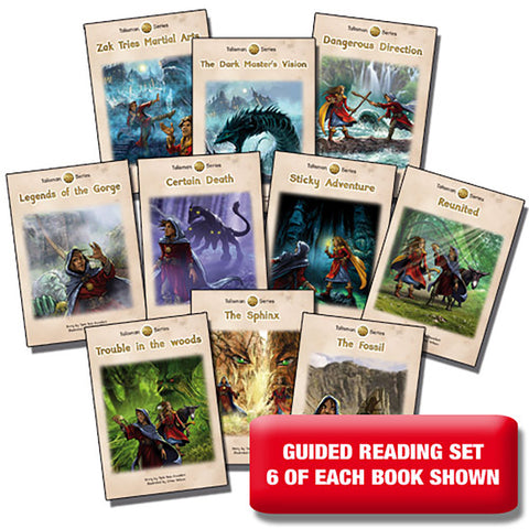 Talisman 2 Series Guided reading set