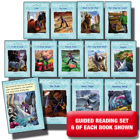 Alba Series - Guided reading set