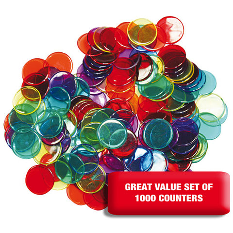 Counters 20mm (Pack of 1000)