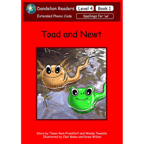 Guided Reading Set - Dandelion Readers Extended Code Level 4 (6 of each book)