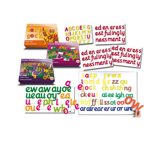 Bumper Magnetic Letters SMART BUY!